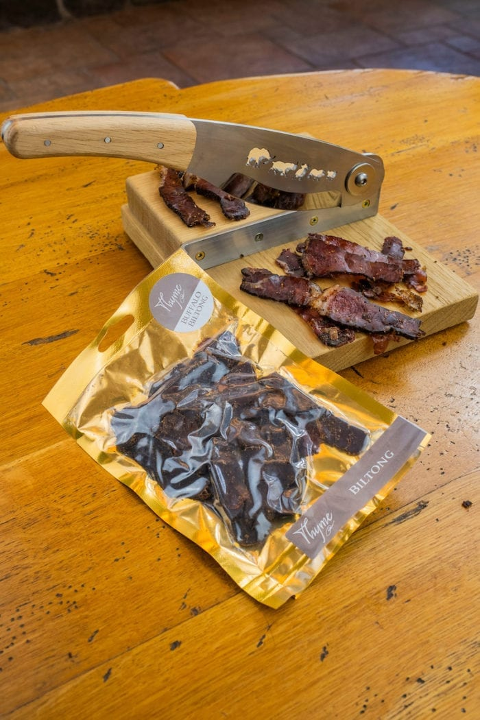 BuBuffalo Biltong, made at Errichelffalo Biltong, made at Errichel