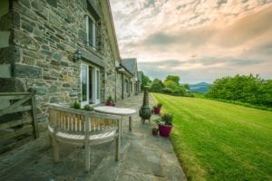 Croit na Greine, 5 star holiday cottage, part of our Aberfeldy Hotel - Bed & Breakfast