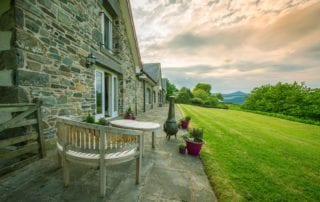 Croit na Greine, 5 star holiday cottage