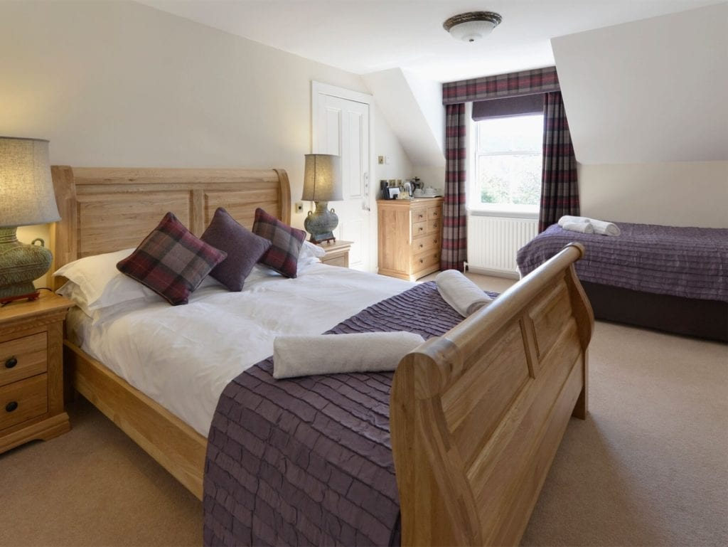 Room 3 within Errichel - one of the best places to stay Aberfeldy can offer.