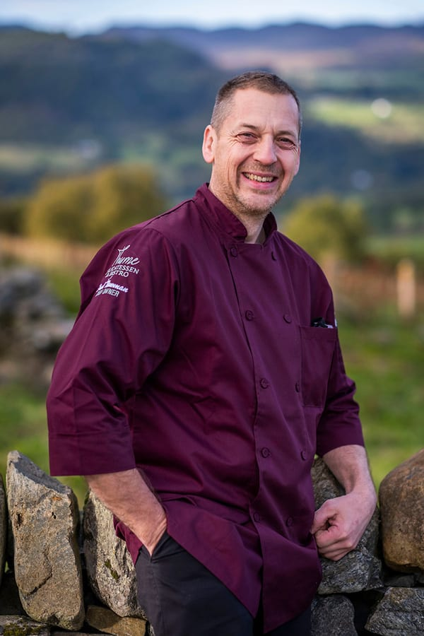 Paul Newman - creator of our new range of prepared foods