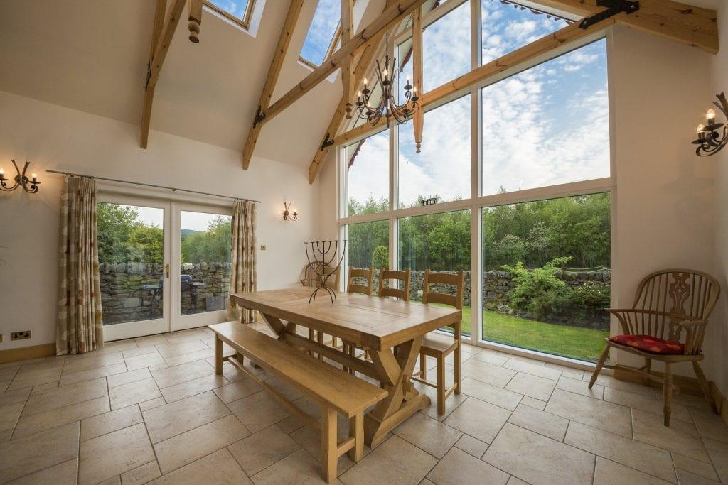 Croit Ne Greine, Luxury Perthshire Holiday Cottage situated on the Errichel farm near Aberfeldy