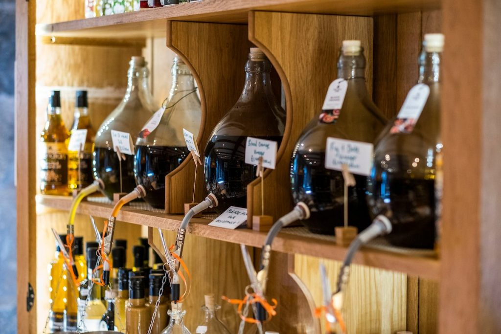 Delicious shopping for your Aberfeldy holiday cottage