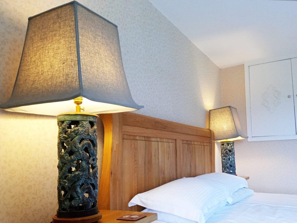 Individually decorated Room One - beautiful accommodation in Aberfeldy