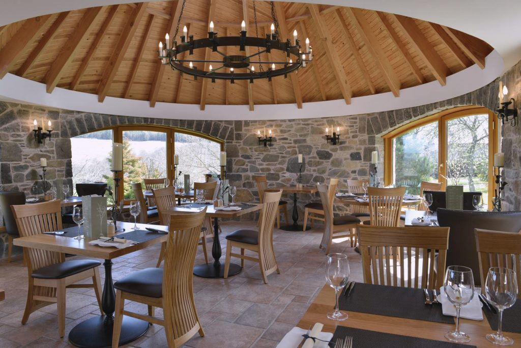 Lunch in Aberfeldy? Our Thyme Bistro is the highest rated eat in location