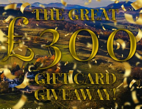 Our £300 Gift Card Giveaway on Facebook – full T's & C's