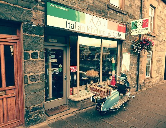 KB's Italian Kitchen Aberfeldy - one of the best restaurants