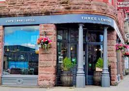 The Three Lemons - part of our selection of the best restaurants in Aberfeldy