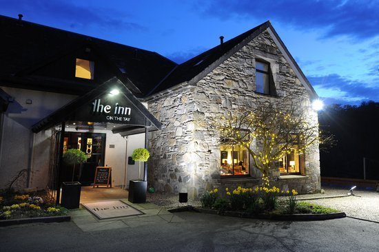 The Inn on the Tay in Grandtully